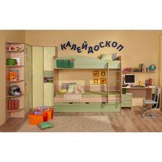 Комплект детской мебели Глазов-Мебель Калейдоскоп К3