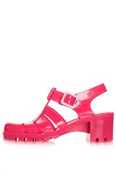 Juju Nina Fluro Jelly Sandals