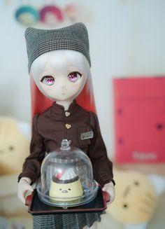 Anime Dolls, Diabolik Lovers, Anime Figures, Custom Dolls, Cute Crafts, Doll Toys, Bjd, Fashion Dolls, Art Dolls