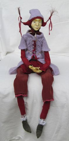Mirja OOAK Art Doll