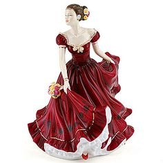 Royal Doulton Pretty Ladies Annuals, Sophie (2010 Figure of the Year