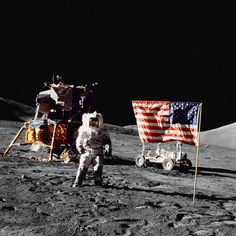 What Happened To Apollo 19 and December marked the anniversary of Apollo splashdown — 40 years since men last walked on the moon. But it was never NASA's plan to have the Apollo missions end with The agency had plans — . Apollo Space Program, Nasa Space Program, Programa Apollo, Apollo Moon Missions, Nasa Moon, Nasa Photos, Neil Armstrong, Space Race, Man On The Moon