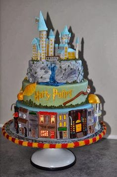 Word Spelunking: Sweet Reads (9)-- Book Inspired Cakes