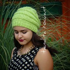 GORRITO VERDE A $5000♡ Knitted Hats, Crochet Hats, Maria Jose, Knitting, Instagram Posts, Fashion, Beanies, Green, Knitting Hats