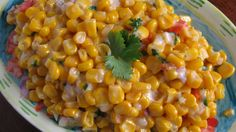 Corn Salad with Lime and Cilantro. How Sweet Eats, Corn Salad with ChiliMiso Dressing Recipe EatingWell, corn s. Pasta Recipies, Salad Recipes, Drink Recipes, Yummy Recipes, Corn Salads, Easy Salads, Summer Corn Salad, Grilled Corn Salad, Lime Vinaigrette