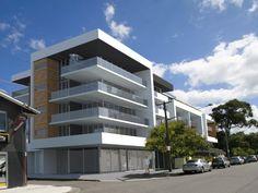 Bon Good Warburton St | Couvaras Architects · Architecture 3dBuilding  IdeasExterior DesignFacadesBuildingsApartmentsFlatsArchitecture Part 23