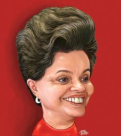 Dilma – Caricatura