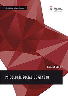 Psicología social de género : proyecto docente / S. García      Dauder.-- Madrid : Dykinson, D.L. 2016. http://absysnetweb.bbtk.ull.es/cgi-bin/abnetopac01?TITN=552532