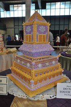 .INDIAN CAKE