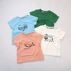 1b7944312b514  会員ログインをしてお買い物をすると ☆30%off☆  カラーアニマルプリントTシャツ - picnic. online shop