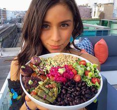 LOW FAT VEGAN MEXICAN BOWL is yummy and pretty! New video recipe on my channel for part 1 of the recipe, stay tuned for part 2 tomorrow ------------------------ PLATILLO MEXICANO VEGANO BAJO EN GRASA aparte que está delicioso esta súper bonito! Receta nueva en mi canal de YouTube de parte 1 de la receta. Parte 2 mañana no te lo pierdas #rawvana