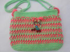 Crosia Purse Design : Crochet - Crosia Free Patttern Urdu, Hindi Video Tutorials: Ladies ...