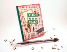Lucky Stars Notebook