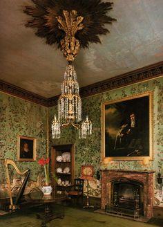 The Drawing Room - Abbotsford - Roxburghshire - Scotland