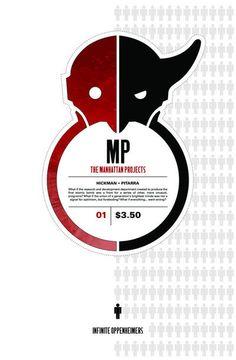 The Manhattan Projects : un comic original (quoique) à découvrir.