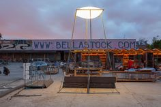 The edition of Festival Bellastock 2012 starts today in the heart of Ile-Saint-Denis (France). In just 5 days 1000 students of architecture, with the help of the association Bellastock, will use. Deconstruction, In The Heart, Architecture, The Help, Public, France, City, Design Festival, Travel