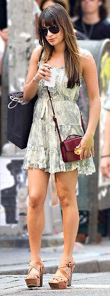 Lea Michele crossbody bag ❤️ purse