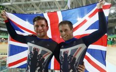 Callum Skinner and Jason Kenny