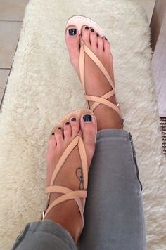 Zara - my new summer sandals