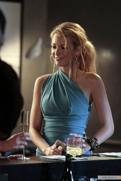 "Blake Lively as Serena van der Woodsen ""I Am Number Nine"""