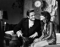 Johnny Cash & Linda Ronstadt