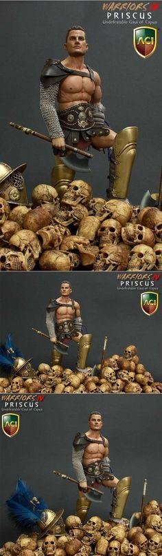 [Warriors - Priscus]
