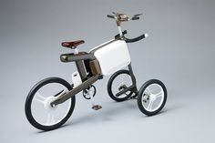 The Solectrike enables tourists to sightsee and move around coastal areas easily.