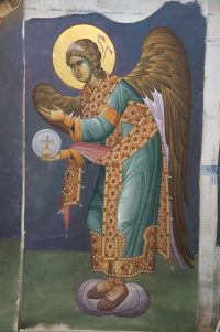 3 posts published by iconsalevizakis during June 2013 Byzantine Icons, Orthodox Icons, Fresco, Projects To Try, Princess Zelda, Graphic Design, Painting, Fictional Characters, Art