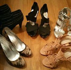 Ladies Boots & Heels