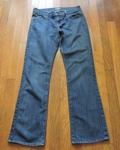 Old Navy The Diva Boot Cut Women Jeans Size 2 Regular #OldNavy #BootCutTheDiva