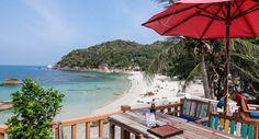 Crystal Bay Beach Resort | Koh Samui | The Beach in Koh Samui | Silver Beach | Crystal Beach | Lunch with the view | Amazing Restaurants | Thailand | Beach Restaurant