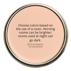 Room by Room:  How to Carry a Colour Scheme Through a House. - bhg.com