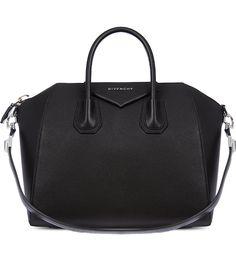 GIVENCHY - Antigona medium soft-grain leather tote | Selfridges.com