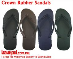 Visit- http://www.hanyaw.com.my/Products/Crown_Rubber_Sandals_CH-811.html