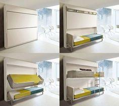 Bonbon Lollipop Bunk Bed System