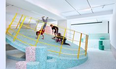 Assemble / Brutalist Playground at the Royal Institute of British Architects