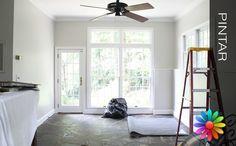 Quando se pretende efectuar uma pintura existem factores muito importantes para se realizar uma boa pintura, esses passam por preparar muito bem a superfície que vamos pintar. Sem essa preparação não