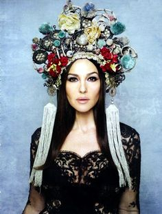"gasstation: "" Monica Bellucci - The Hunger #2 by Rankin, May 10th 2012 """