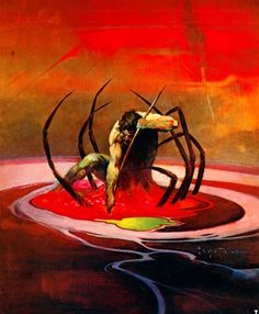 The art of Frank Frazetta (346 works)