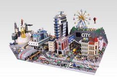 Giant LEGO City