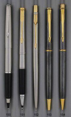 parker-falcon-50-insignia-180-dimonite-flighter-stainless-steel-rollerball-pencil-ballpoint-pen