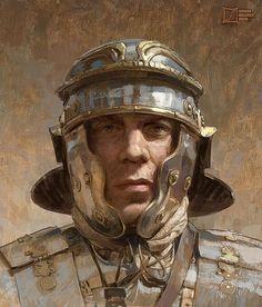 Romana legione miles
