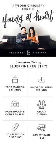 Free Printable Wedding Registry Checklist  Weddings Wedding And