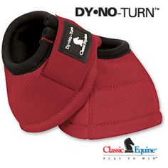 Meece Saddlery - Dy No Turn Bell By Classic Equine Red, $28.95 (http://www.meecesaddlery.com/dy-no-turn-bell-by-classic-equine-red/)