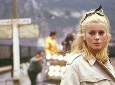 Les parapluies de Cherbourg (Jacques Demy, 1964, Catherine Deneuve)