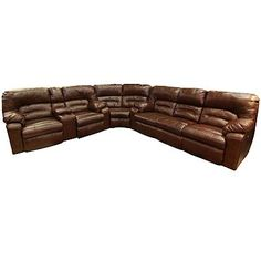 FRANKLIN DAKOTA POWER SECTIONAL Gallery Furniture