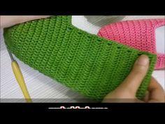 Gülümseten Marifetler booties starting shapes - Her Crochet Crochet Baby Poncho, Crochet Bedspread, Knit Crochet, Fingerless Gloves Knitted, Knitted Hats, Crochet Shoes, Knitting Stitches, Baby Booties, Arm Warmers