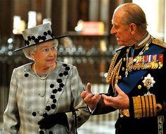 Queen and Duke of Edinburgh celebrate 65th wedding anniversary