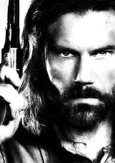 I may or may not have been watching Hell on Wheels all day at work.