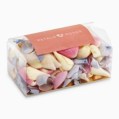 Our freeze dried Summer mix rose petals are the perfect choice as biodegradable confetti. They are also ideal to fill confetti cones, sprinkle on paths and aisles or as a complement to your wedding table decoration. 100% biodegradable confetti, our Summer mix rose petals keep their colour, are non-staining and retain their natural look and feel.